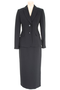 Click to see:Black Skirt Suit Style: 44363 / 44330