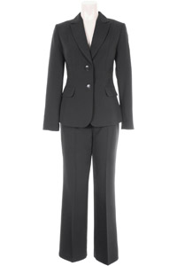 Click to see:Black Trouser Suit Style: 44363 / 44340