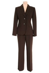 Click to see:Brown Trouser Suit Style: 44363 / 44340