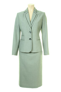 Click to see:Grey Skirt Suit Style: 44404 / 44403
