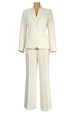 Mouseover to see larger image of: Light Cream Trousers Style: 44342 & 44340