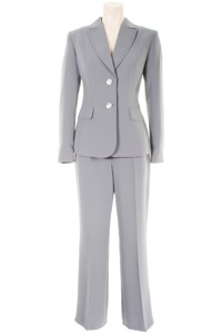 Click to see:Silver Grey Trouser Suit Style: 44363 / 44340