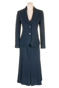 Click to see:Navy Skirt Suit Style: 44427 / 44420