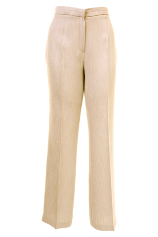 Click for larger image of: Beige Trousers Style: 44412 & 44432