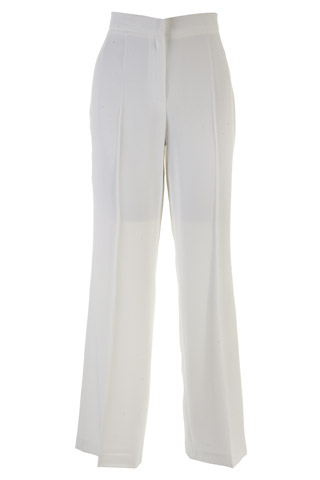 Click for larger image of: Cream Dots Trousers Style: 44431 & 44434