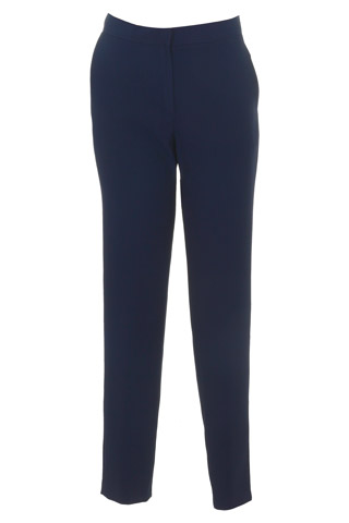 Click for larger image of: Navy Stretch Trousers Style: 44465