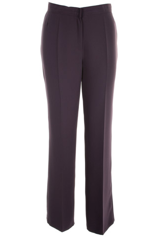 Click for larger image of: Dark Purple Trousers Style: 44342 & 44340