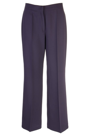 Click for larger image of: Dark Purple Dots Trousers 31