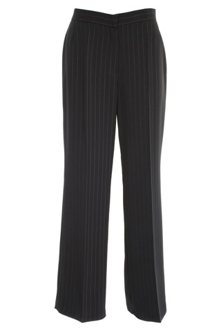 Click for larger image of: Stripe Black Trousers 31