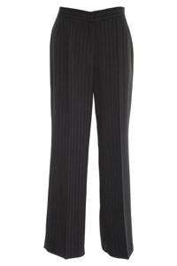Click to see:Stripe Black Trousers 31