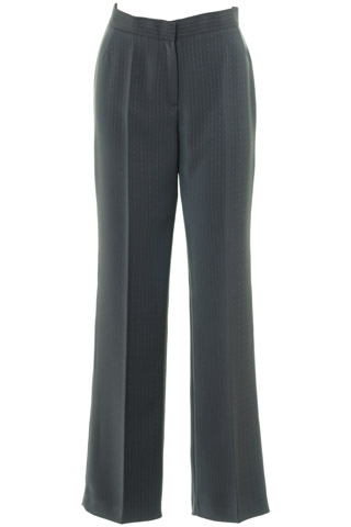 Click for larger image of: Stripe Grey Trousers Style: 44386