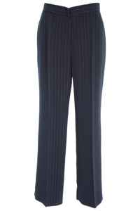 Click to see:Stripe Navy Trousers 31
