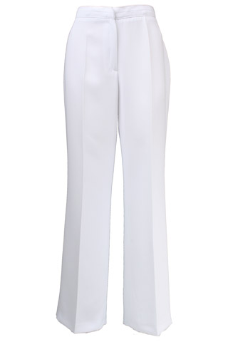 Click for larger image of: White Trousers Style: 44342 & 44340