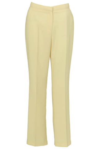 Click for larger image of: Lemon Yellow Trousers Style: 44342 & 44340